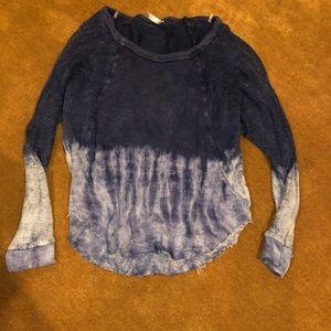 Mono B Tie Dye Sweater Sz S
